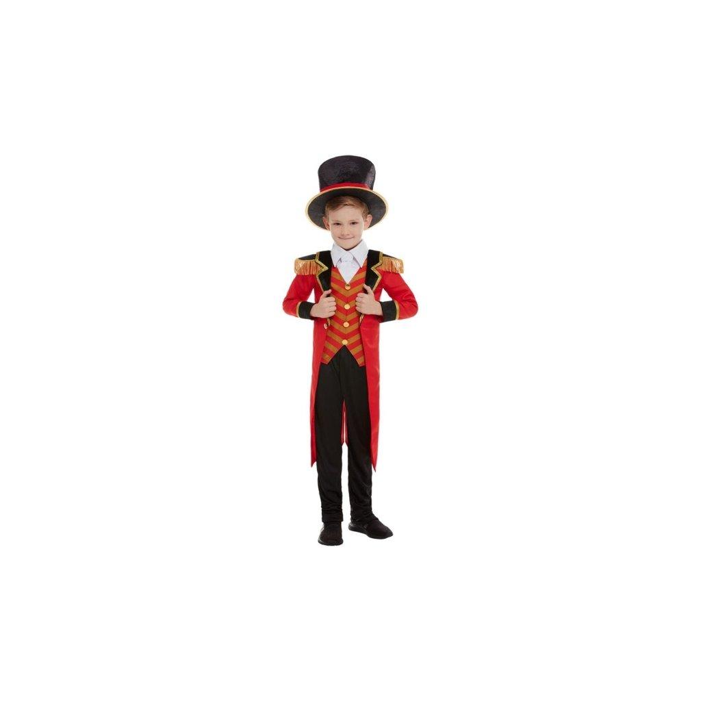 Kostým pro děti ve stylu Principál. Velikost M
