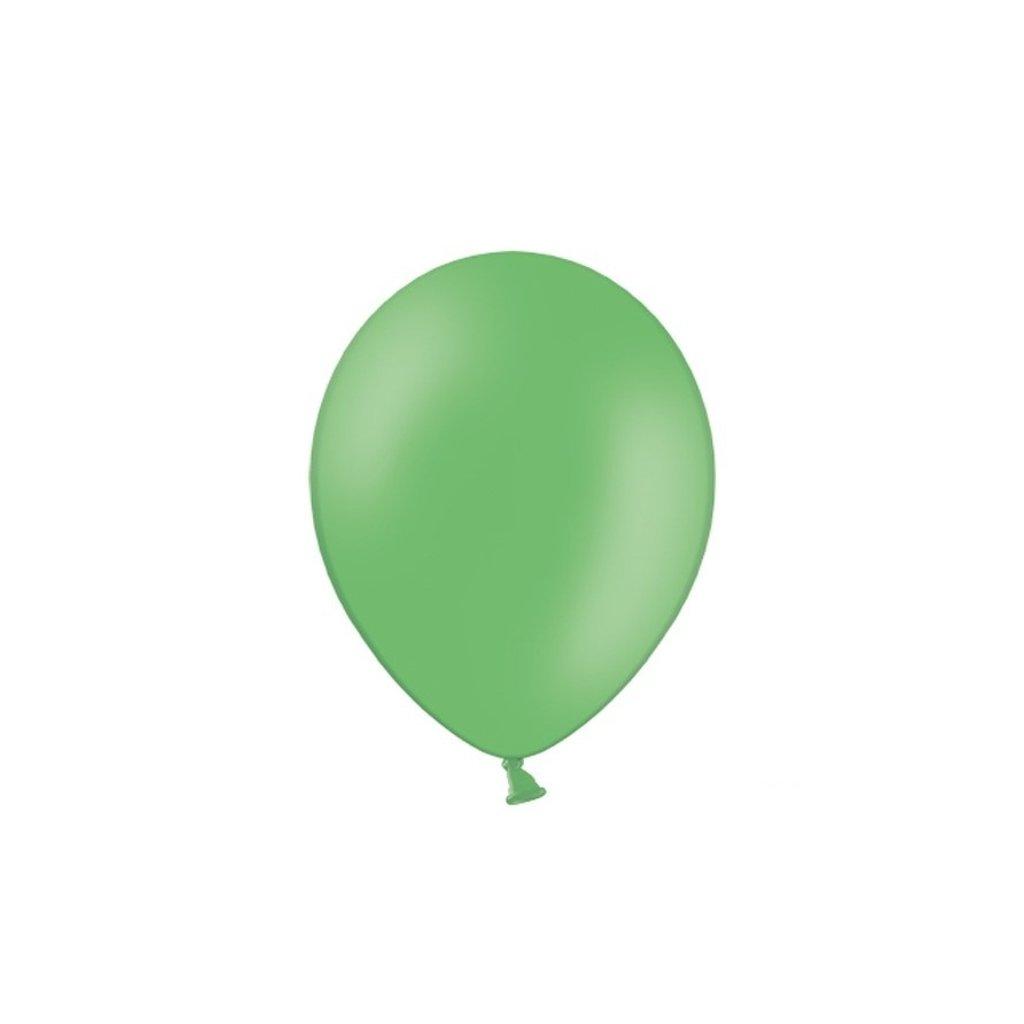 Balonek Strong latexový zelený 30cm