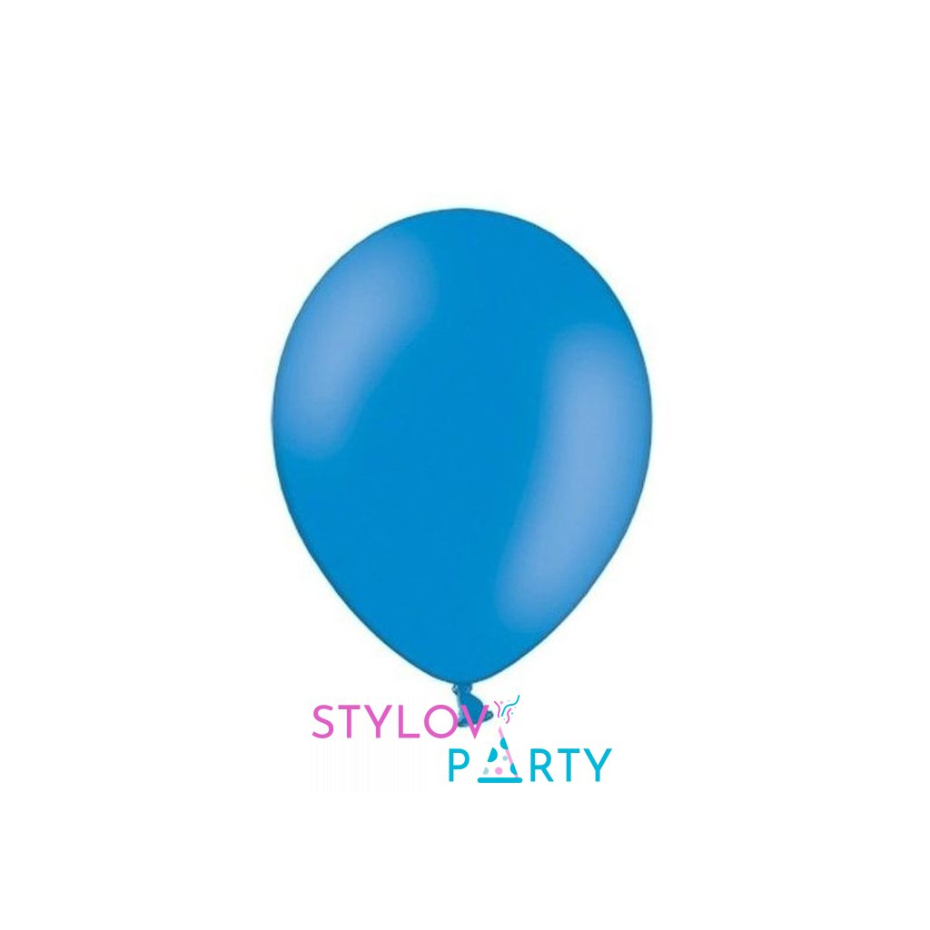 Balonky Strong latexové pastelově modré 27cm 100ks