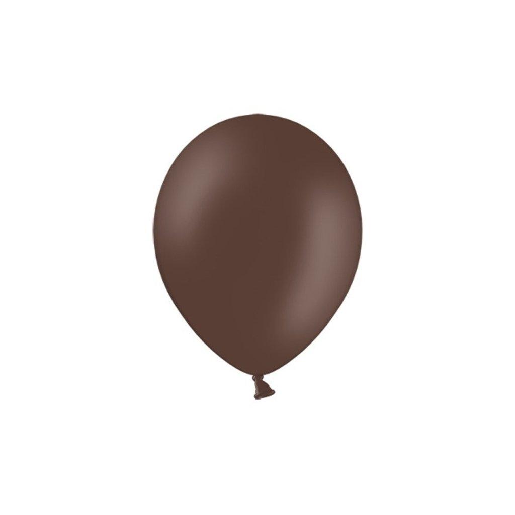 Balonek Strong latexový kakao 30cm