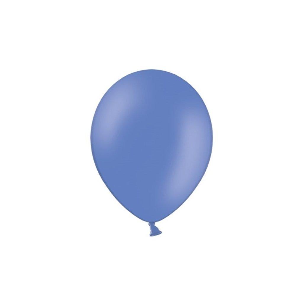 Balonek Strong latexový modrý 30cm