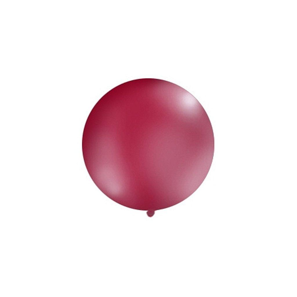 Balón Jumbo bordó 1m