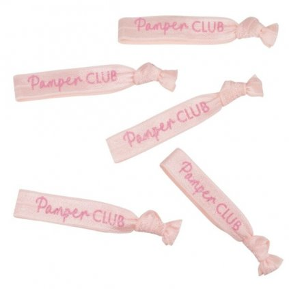 Gumičky do vlasů Pamper Club