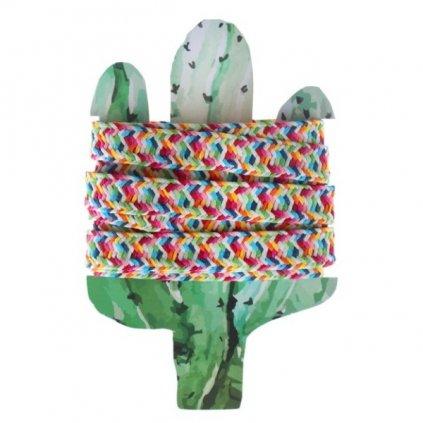 Stuha textilní peruánská 2m