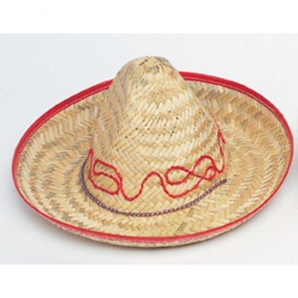 Sombrero pro malé Mexičany - dětský klobouk