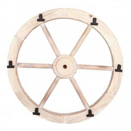 Rámeček na fotky kolo dřevěné 70,3 x 5 cm
