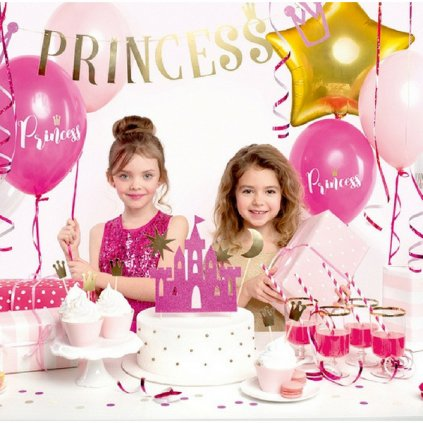 Party set Princess 9ks