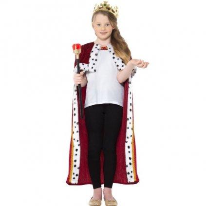 Sada pro děti ve stylu Král. Velikost S až M