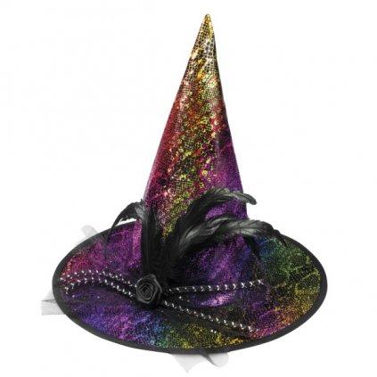 Klobouk pro čarodějnici ve stylu Petrolea