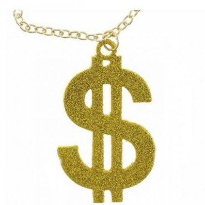 DOLLAR na krk Jumbo