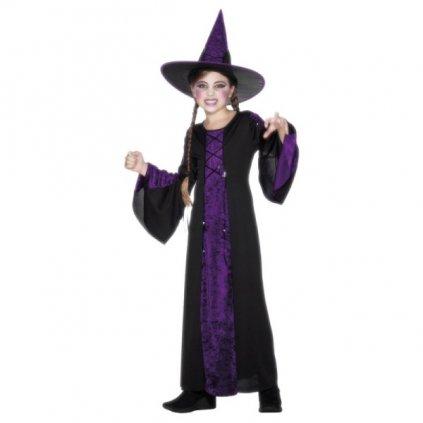 KOSTÝM Čarodějka dětský