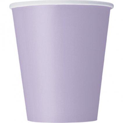 Kelímky papírové Lavender