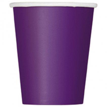 Kelímky papírové Deep Purple
