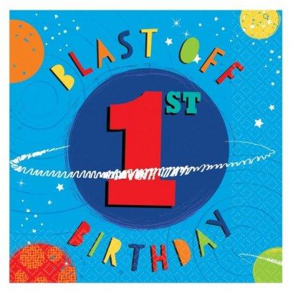 UBROUSKY Vesmír 1.narozeniny