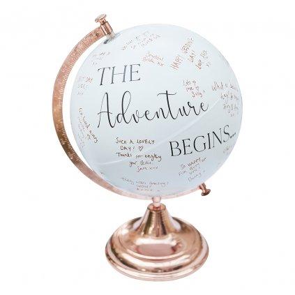 Globus svatebni