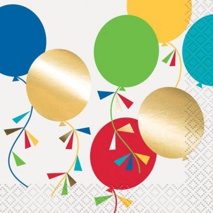 UBROUSKY s balónky 16 ks
