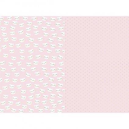 Balící papír MEOW -  200x70 cm 2ks
