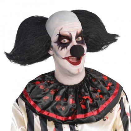 PARUKA Děsivý klaun  Halloween