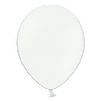 Balonek Strong latexový bílý 30cm