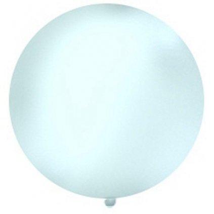 Balón kulatý obří o průměru 1 m  průhledný