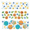 Konfety Vesmír mix tvarů 34g