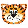 Balonek Tygr fóliový hlava