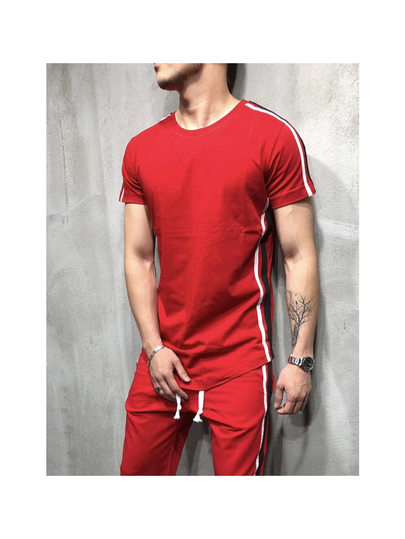 Triko Creat - červené