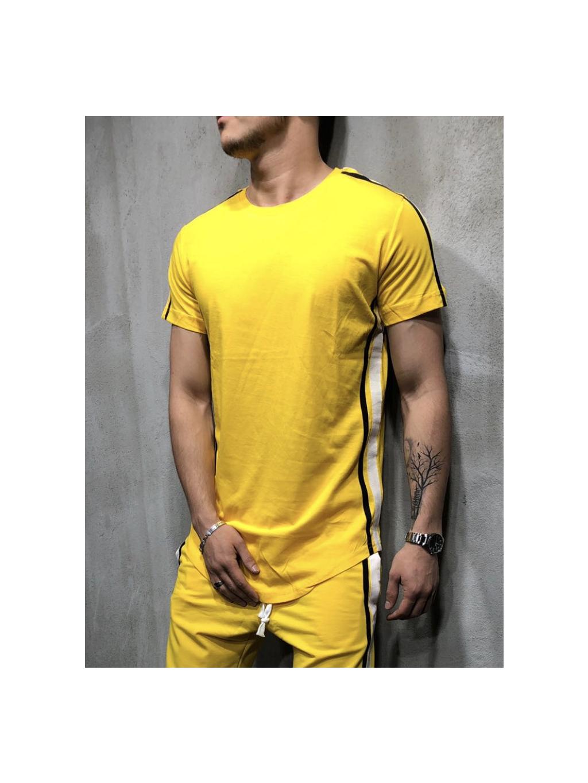 Triko Creat - žluté