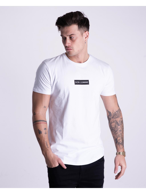 Tričko Box - bílé