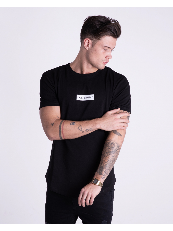 Tričko Box - černé