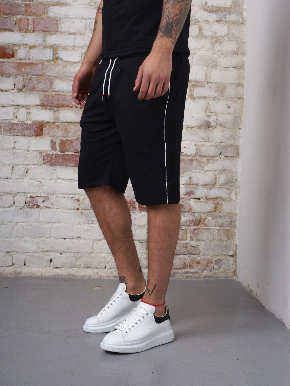 Kraťasy Step - černé