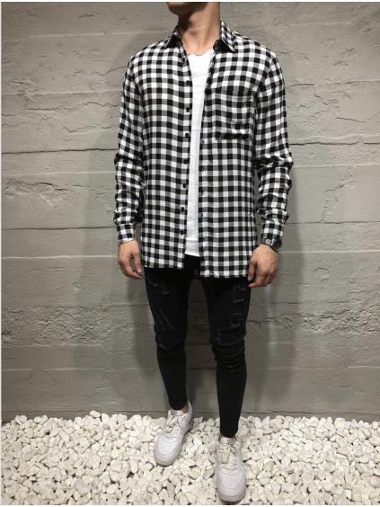 Košile Kepr - Bílá