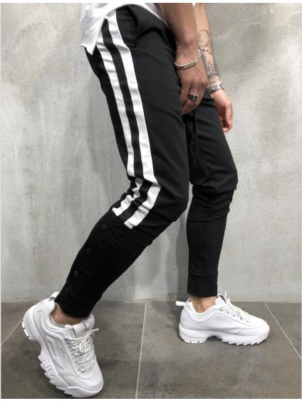 Kalhoty Dexter - černé