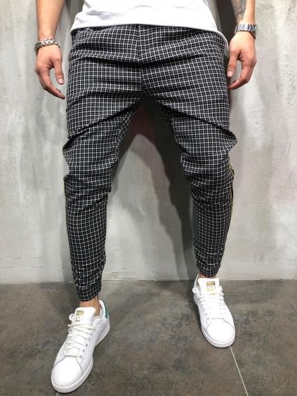 Kalhoty Jack - černé