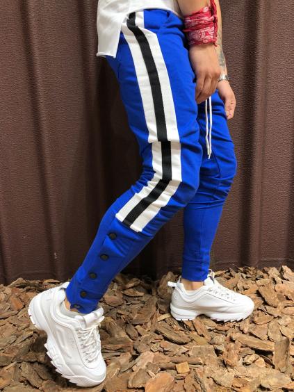 Tepláky Dexter - modré