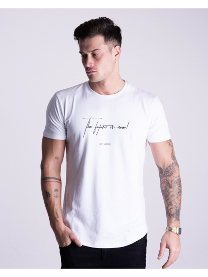 Tričko Future - bílé
