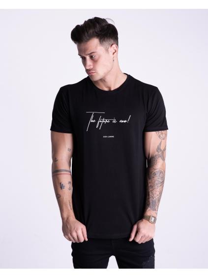 Tričko Future - černé