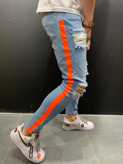 Džíny Orange