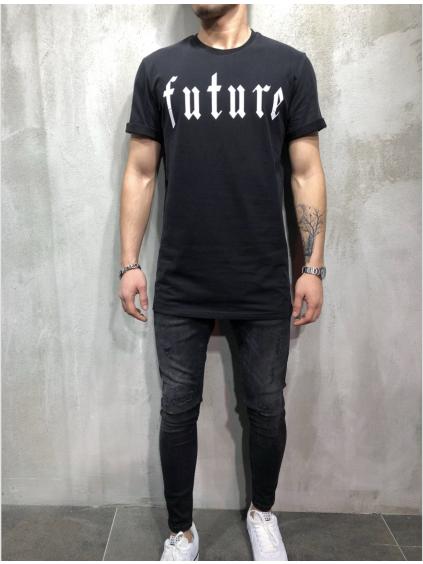 Triko Future - černé
