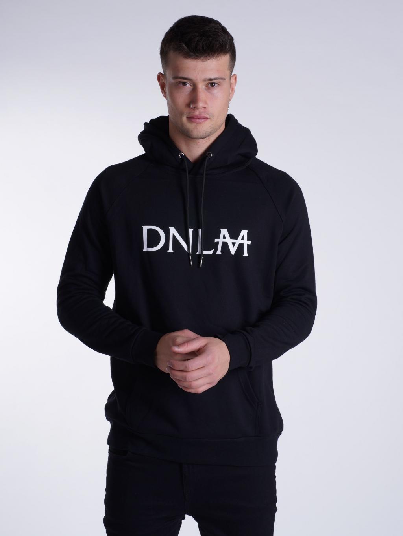 Mikina DNLM - čierna