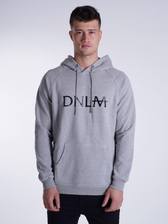 Mikina DNLM - sivá