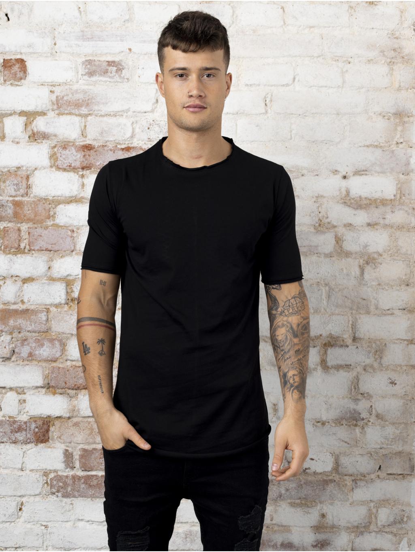 Tričko Limo - čierne