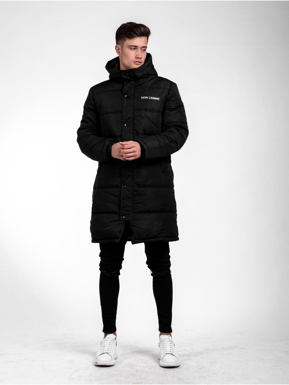 Zimná bunda Longline