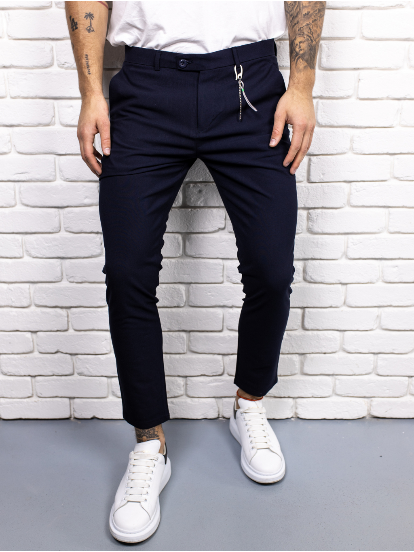 Nohavice Polar - modré