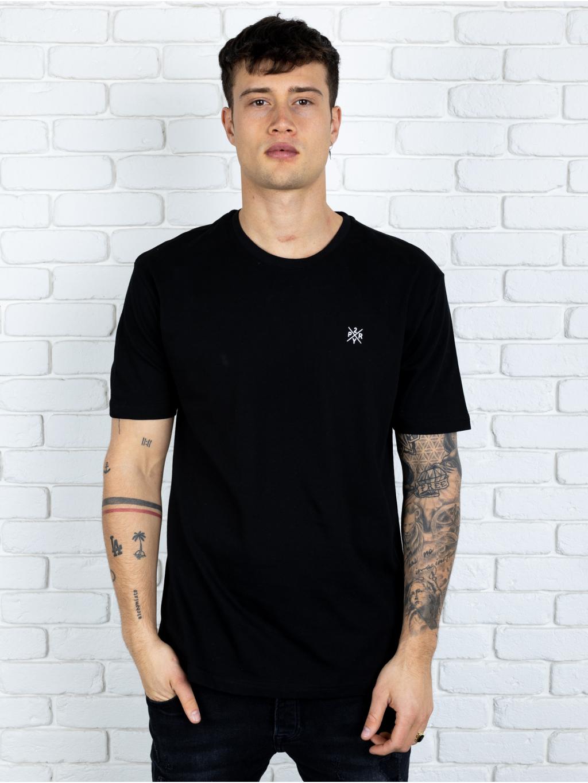 Tričko Pyr - čierné