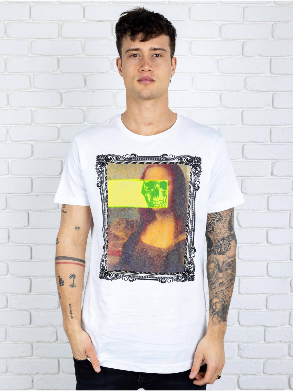 Tričko Lisa - bielé