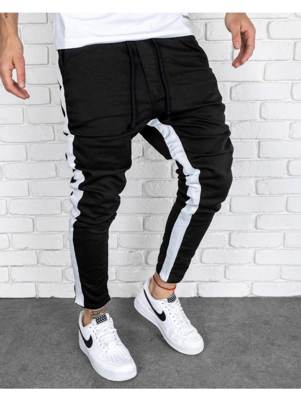 Nohavice Zebra