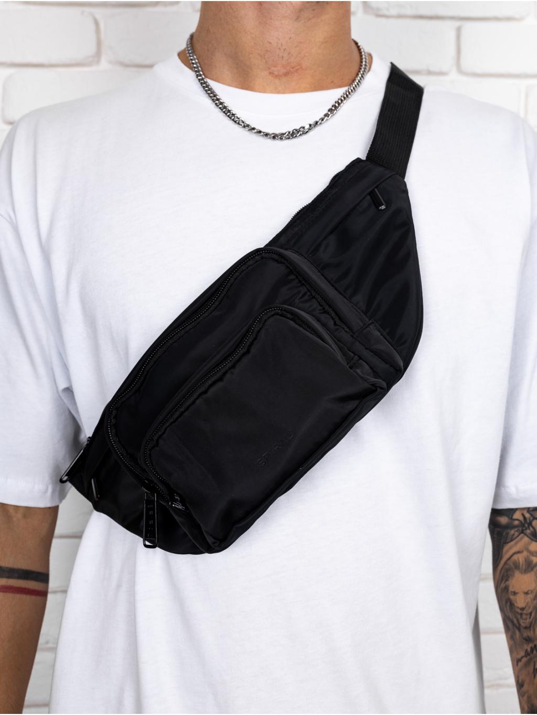 Ľadvinka Black Pocket