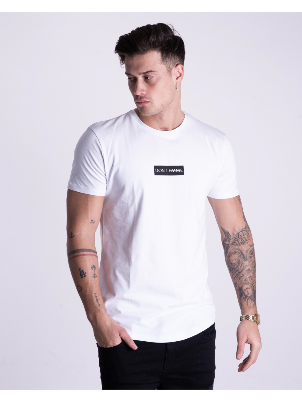 Tričko Box - biele (Velikost XL)