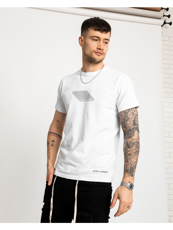 Tričko Multiple - biele